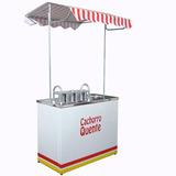 Barraca Buffet Cachorro Quente 2 Cubas Quentes E Toldo 3002