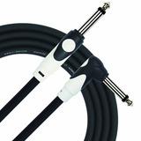 Cable Kirlin 10 Pies/3mts Para Guitarra O Bajo, Angulo Recto