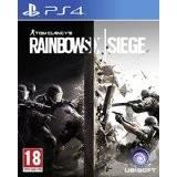 Rainbow Six Siege Ps4 Fisico Sellado !!!