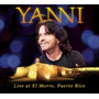 Cd+dvd Yanni - Live At El Morro, Puerto R./digipack (979527)