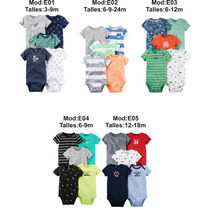 Body Carters Pack X5 Importados Originales!!