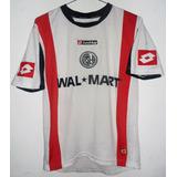 Camiseta San Lorenzo Lotto Alternativa #7 De Tela