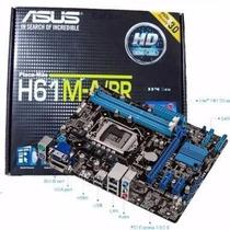 Kit Asus H61 + Core I3 2120 + 8gb Ddr3 + Cooler Intel