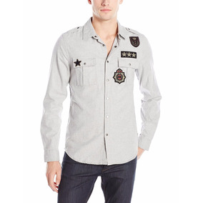 Exclusiva Camisa Militar Guess L