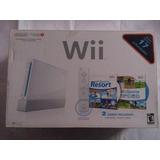 Consola Nintendo Wii Nueva Trqs Retrocompatible Gamecube Msi