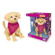 Cachorro Pet Shop Da Boneca Barbie Taff Honey +6  Acessórios