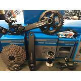 Nuevo Grupo Shimano Deore M6000 2x10 Hollowtech2 Nuevo!!!