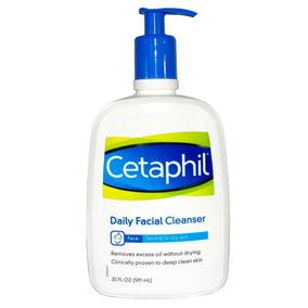 Cetaphil Sabonete Liquido Daily Facial 591ml - Importado Usa