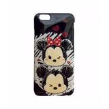 Capa P/ Celular Mickey E Minnie Amor Tsum Tsum Samsung G530
