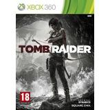 Codigo Juego Completo Tomb Raider Xbox 360