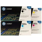 Cartuchos Hp Pack De Originales Q6470a,q6471a,q6472a,q6473a