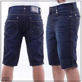 Bermuda Masculino Pit Bull Jeans Ref 23102