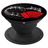 Acordeón Music Instruments Amantes Gift - Popsockets Grip...