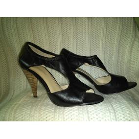 Zapato Sandalia De Cuero Talle 36 Pascualini