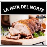 Pernil De Cerdo Para 20 Personas Con Tabla De Corte!