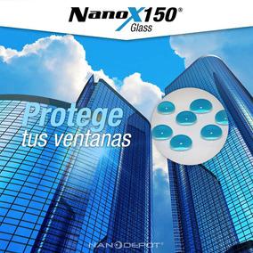 Ventanas Y Cristales A Prueba De Agua Y Suciedad Nano Depot