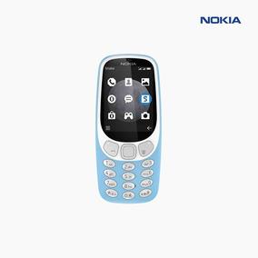 Nokia - Celular 3310 Celeste 3g