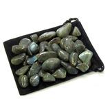 Zentron Crystal Collection: 1 Pound Tumbled Labradorite