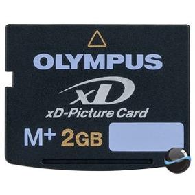 Cartão De Memória Xd Picture M+ Plus 2gb Olympus
