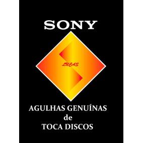 Agulha Sony Lbt 495 Br ( Laranja ) New!! Consultem Estoque