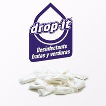 Desinfectante De Frutas Y Verduras Drop-it Rinde 1000 Litros
