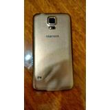 Celular Samsung Galaxy S5 Dorado - Liberado Cam 16 Mp 4g