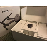 Dji Mavic Pro - 4k Drone - 1x Batería Adicional - 1x Juego D