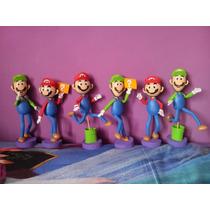 Mario Bros Centros De Mesa Mario Bros Peach Fofuchas