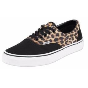 Tênis Vans Leopardo