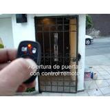 Control Remoto Para Cerraduras Y Chapas Eléctricas De Puerta