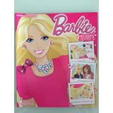 Barbie, Album De Figurinhas Completo C/figurinhas P/ Colar