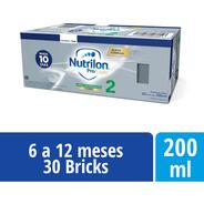 Nutrilon Profutura 2 Formula Lactea Líquida 30 Bricks 200ml