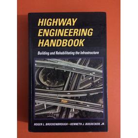 Handbook engenharia livros de engenharia no mercado livre brasil highway engineering handbook fandeluxe Image collections