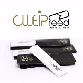 Palheta Clleip Reed Synthetic Fiber Sax Alto 1 Unidade