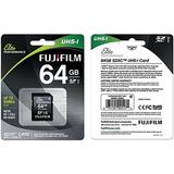 Fujifilm Elite Performance - Flash Memory Card - 64 Gb - Sdx