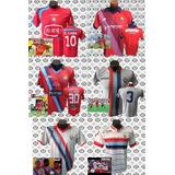 Camisetas Retro De El Nacional 2005,2014,2015 Y 2017