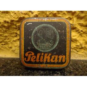 Antiga Latinha Pelikan - R 0417