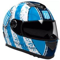 Casco Rs11 Hawk Futbol Racing Doble Visor En Freeway Motos !