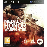 Medal Of Honor - Warfighter Ps3