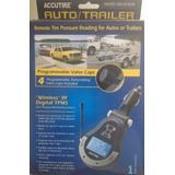 Monitor Remoto Para Auto Trailer Medidor De Aire Digital Acc