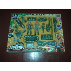 Brinquedo De Soldados