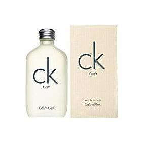 Perfume Ck One Calvin Klein 200 Ml 100% Original Unissex
