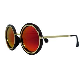 Oculos De Sol Feminino Fashion Redondo Frete Gratis - Óculos De Sol ... 39540cb0c7