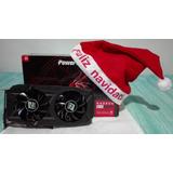 Tarjeta De Video Amd Radeon Rx 580 4gb Power Color Poderosa!