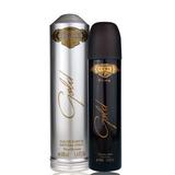 Perfume Cuba Gold Edp Masculino Prime 100ml Lançamento