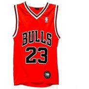 Camiseta Basquet Nba Chicago Bulls Jordan 23 Lic Oficial