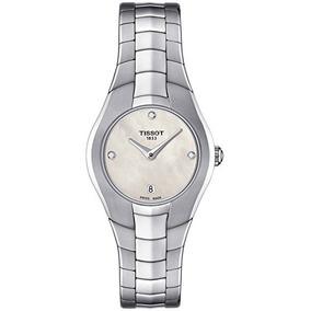 Reloj Tissot T Plateado Femeino