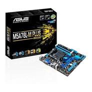 Placa Mãe Asus M5a78l-m Plus/usb3 Am3+ Usb 3.0 4 Slots Mem
