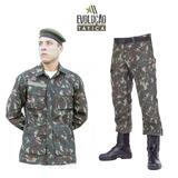 Farda Tática Militar Padrão Exército Brasileiro