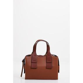 Cartera Mini Bag De Mujer Lazaro Pecan Suela